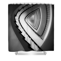 Architect's Beauty Shower Curtain by Hannes Cmarits