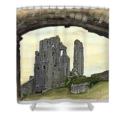 Archway To History Shower Curtain