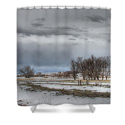Ardmore Prairie Shower Curtain