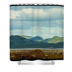 Argentia Shower Curtain