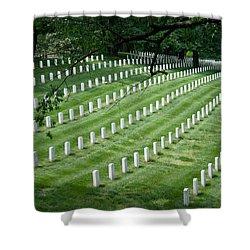 Arlington National Cemetery Shower Curtain
