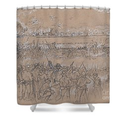 Armistead's Encouragement Shower Curtain