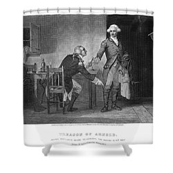 Arnold & Andre, 1780 Shower Curtain by Granger