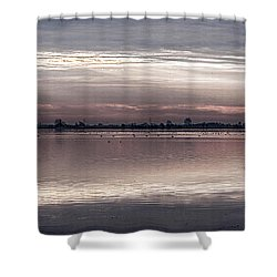 As Above So Below Shower Curtain