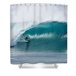 As Good As It Gets. Shower Curtain by Sean Davey