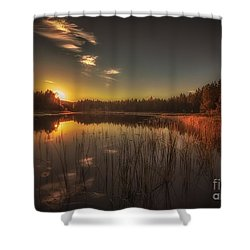 As In A Dream Shower Curtain by Rose-Maries Pictures