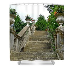 Ascending Garden Shower Curtain