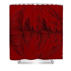Ascent Shower Curtain