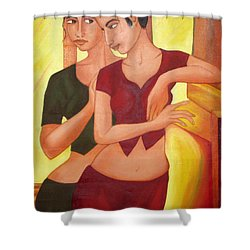 Assurance Shower Curtain