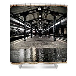 Astoria Boulevard Shower Curtain by James Aiken