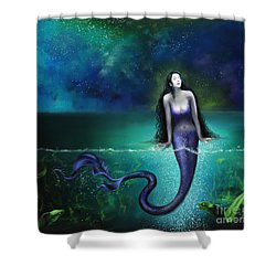Atargatis Shower Curtain