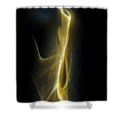 Attunement Shower Curtain