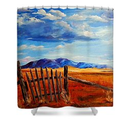 Atypical Shower Curtain