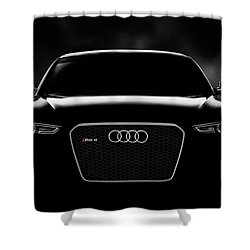 Audi Rs5 Shower Curtain