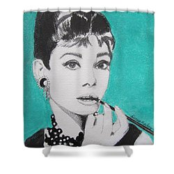 Audrey Shower Curtain