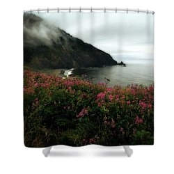 August In Oregon Shower Curtain
