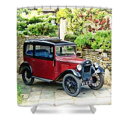 Austin Seven Shower Curtain