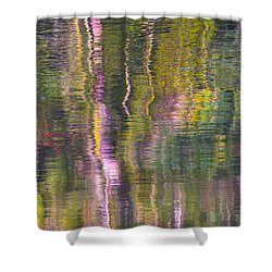 Shower Curtain featuring the photograph Autumn Carpet by Yulia Kazansky