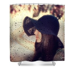 Autumn Dream Shower Curtain by Stelios Kleanthous