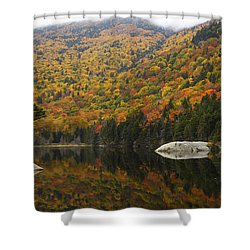 Autumn In Kinsman Notch Shower Curtain