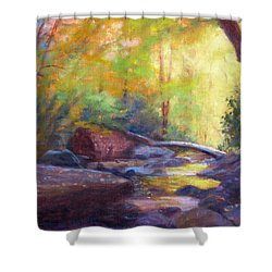 Autumn Memory Shower Curtain