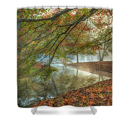 Autumn Mist Shower Curtain