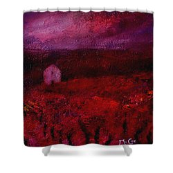 Autumn's Palette Shower Curtain