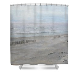Avalon Mist Shower Curtain