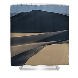 Awakening  Shower Curtain by Sandra Bronstein