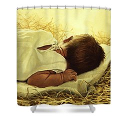 The Gift Of God Shower Curtain