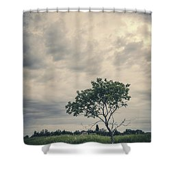Baby We All Have Dreams Shower Curtain
