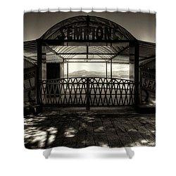 Bagni Sempione Shower Curtain