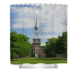 Baker Memorial Library Shower Curtain