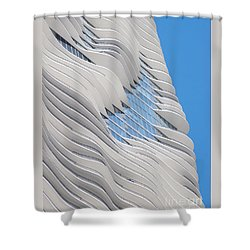 Balconies Shower Curtain