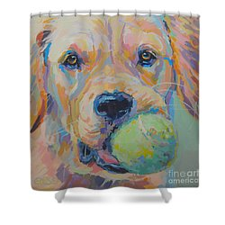 Ball Shower Curtain