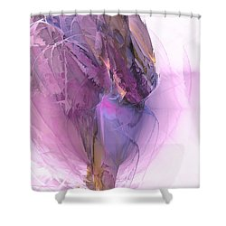 Ballerina - Marucii Shower Curtain