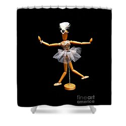 Ballet Act 2 Shower Curtain