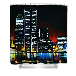 Baltamore Shower Curtain
