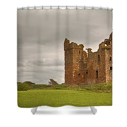Baltersan Tower Shower Curtain