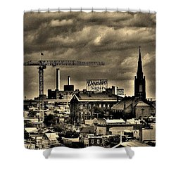Baltimore Shower Curtain