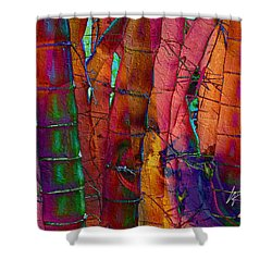 Bamboo Delight Shower Curtain