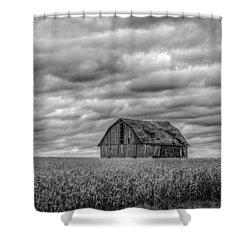 Barn Ahoy Shower Curtain