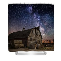 Barn Iv Shower Curtain
