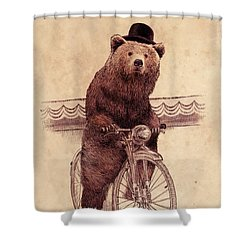 Barnabus Shower Curtain
