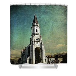 Basilica Of The Visitation Shower Curtain