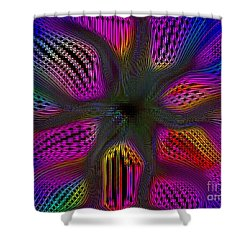 Basket Weaving 101 Shower Curtain by Greg Moores