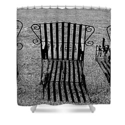 Basking Shower Curtain by Kaleidoscopik Photography