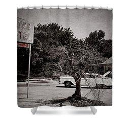 Bates Motel Shower Curtain by RicardMN Photography