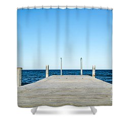 Shower Curtain featuring the photograph Bath Time by Kennerth and Birgitta Kullman