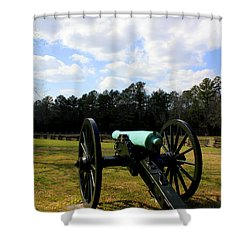 Battlegrounds Of Chattanooga Shower Curtain